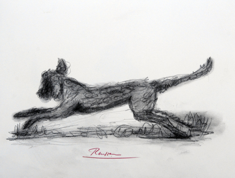 Erik Renssen, Dog 2, 2018