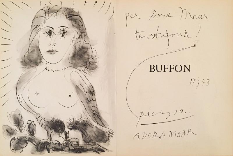 Pablo Picasso, Dora Maar, 1943
