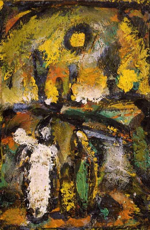 Georges Rouault, Biblical Landscape