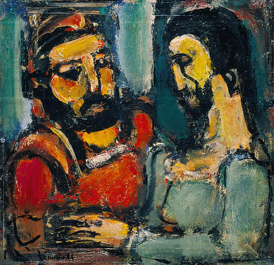 Georges Rouault, Christ and Doctor