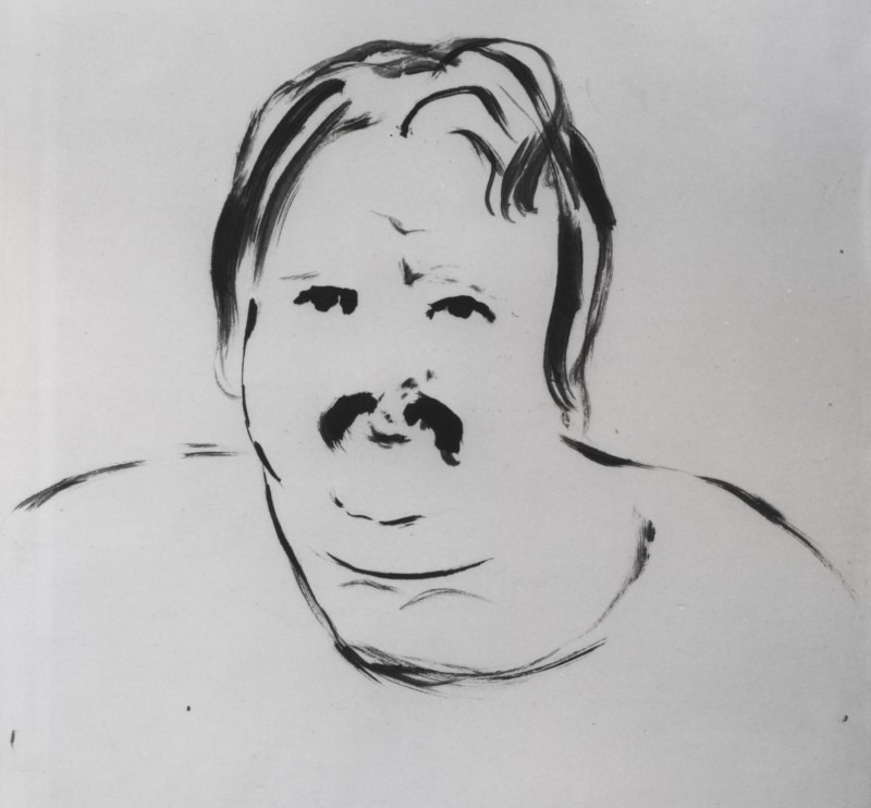 Pierre Bonnard, Balzac, 1905