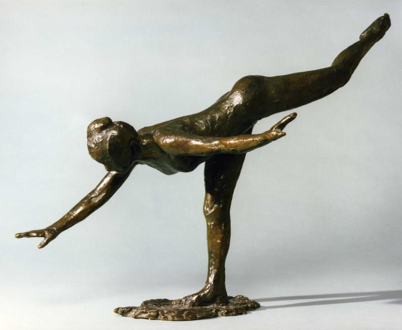 Edgar Degas, Grande Arabesque, Troisieme Temps , 1885-90