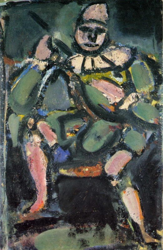 Georges Rouault, Musician Clown