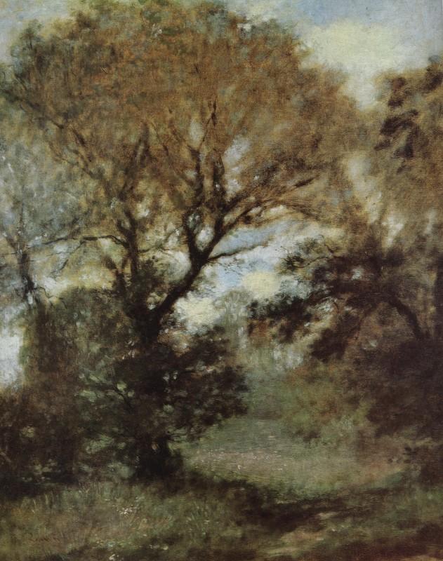 Pierre-Auguste Renoir, La Clairiere , c.1860