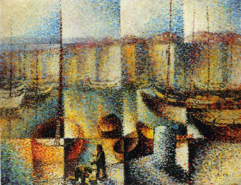 Arthur Segal, Marseilles