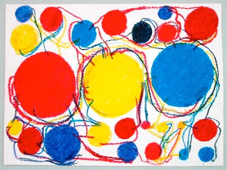 Atsuko TANAKA, Untitled, 2001