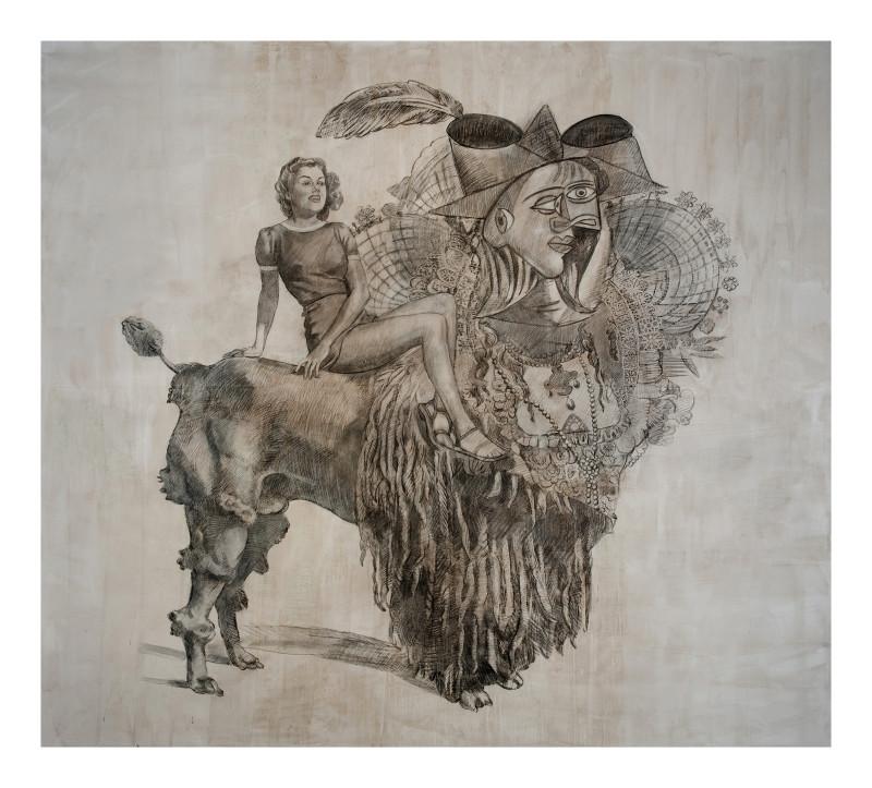 Wolfe von Lenkiewicz, Dora Maar , 2009