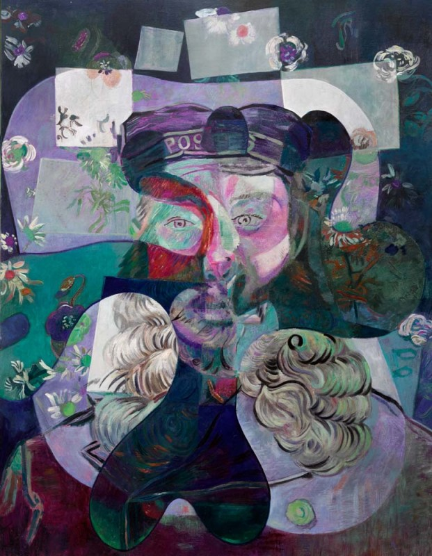 Wolfe von Lenkiewicz, Joseph Roulin The Postman, 2016