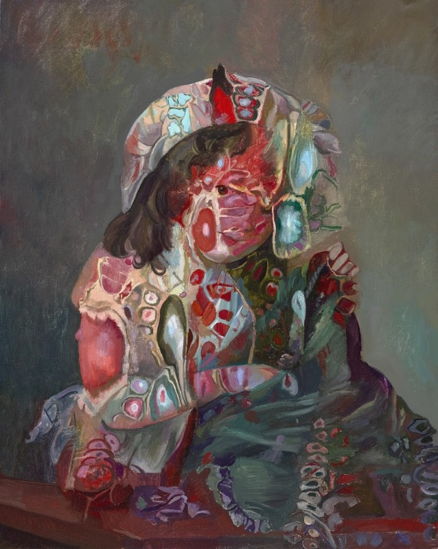 Wolfe von Lenkiewicz, Child of Fortune, 2017