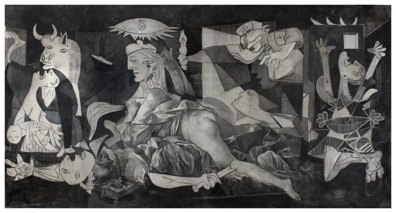 Wolfe von Lenkiewicz, But… But I am a Legend , 2010