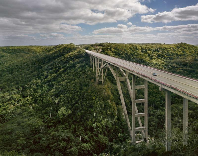 Puente de Bacunayagua, Via Blanca, 2012