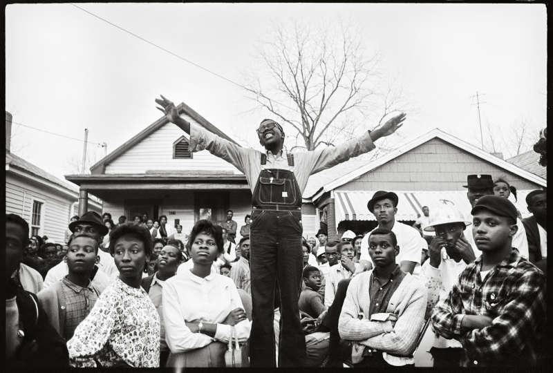 Organizer in Selma, 1965