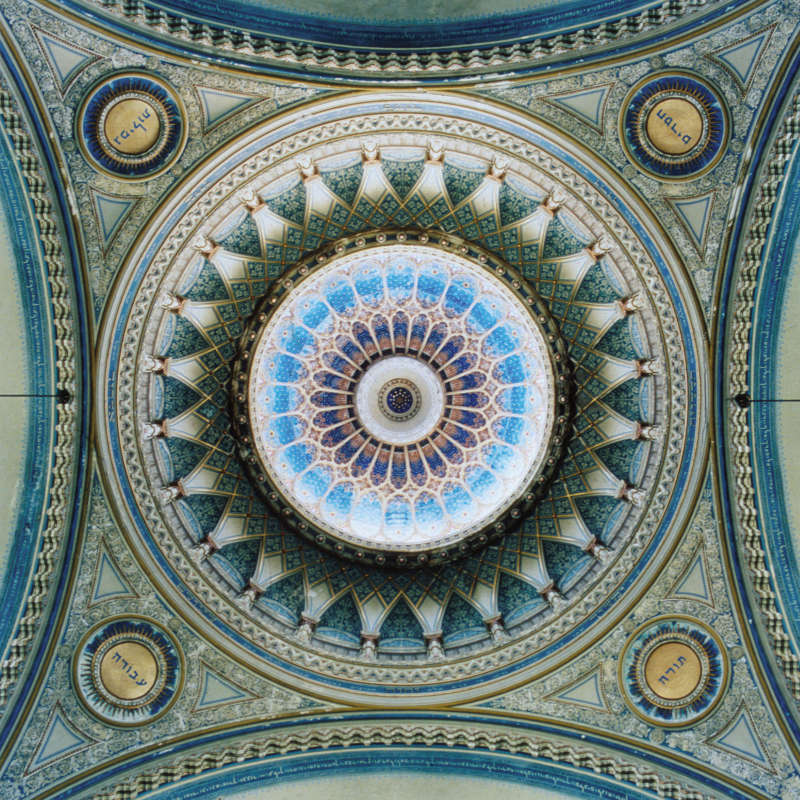 Dome #30705, New Synagogue, Szeged, Hungary, 2004