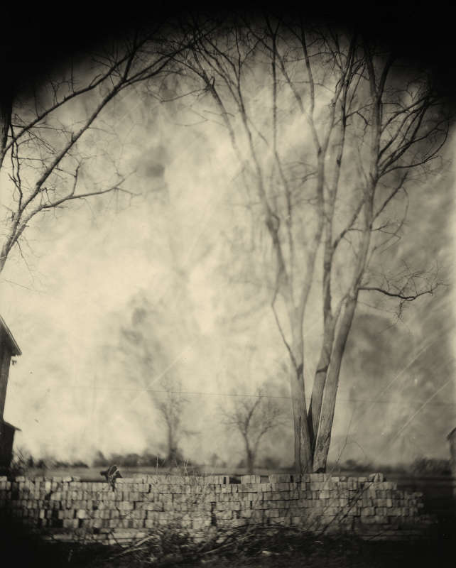 Georgia, Untitled (Vertical Wall), 1996