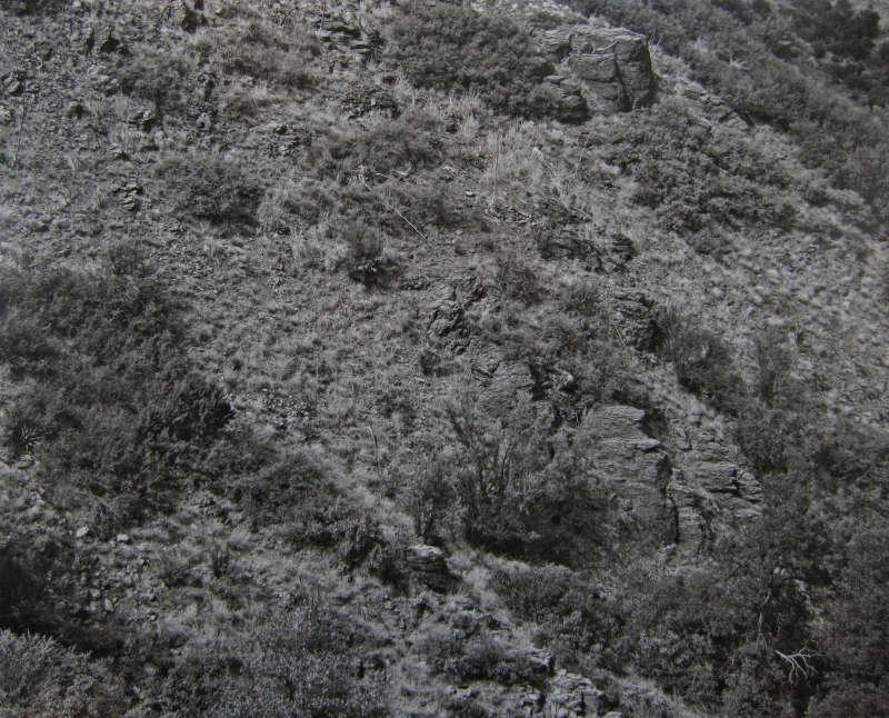 Arizona Landscape (Blood Basin), 1943
