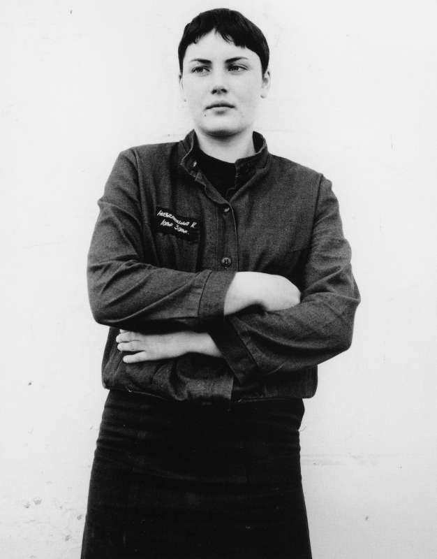 Untitled (From in a Russian Juvenile Prison), 2003