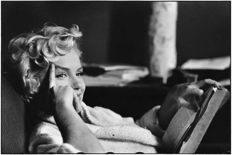 New York City (Marilyn Monroe), 1956