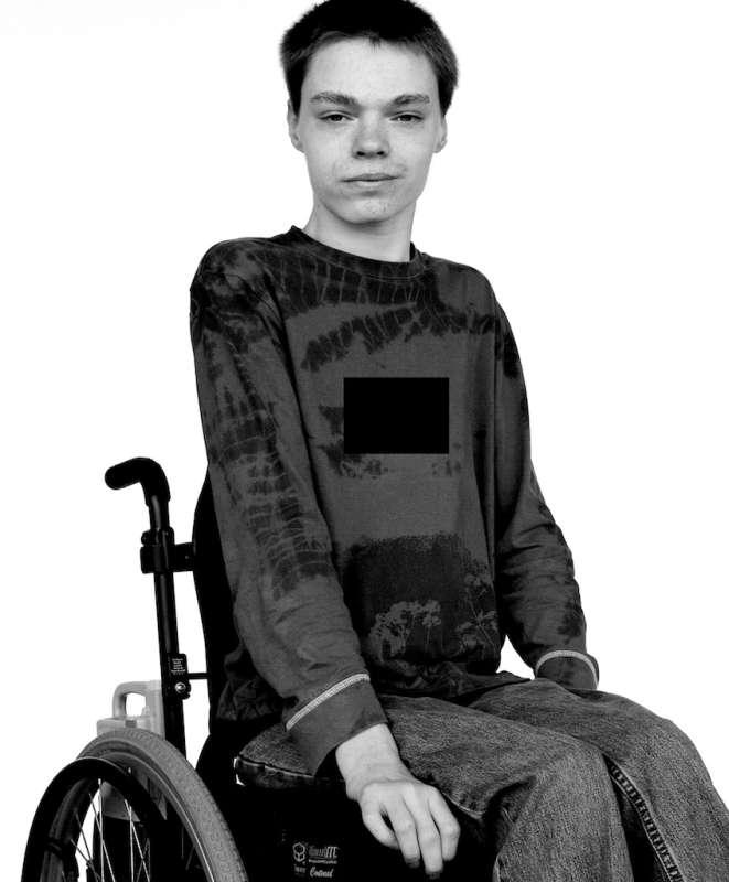 Chris Underwood- Paraplegic