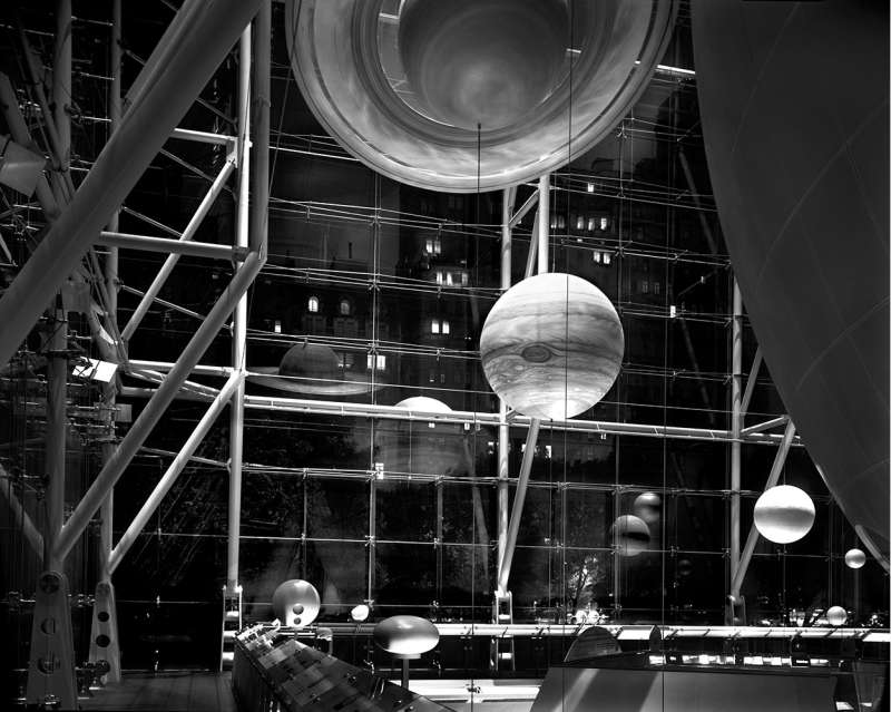 Planets in the City Sky, American Museum of Natural History, 2004