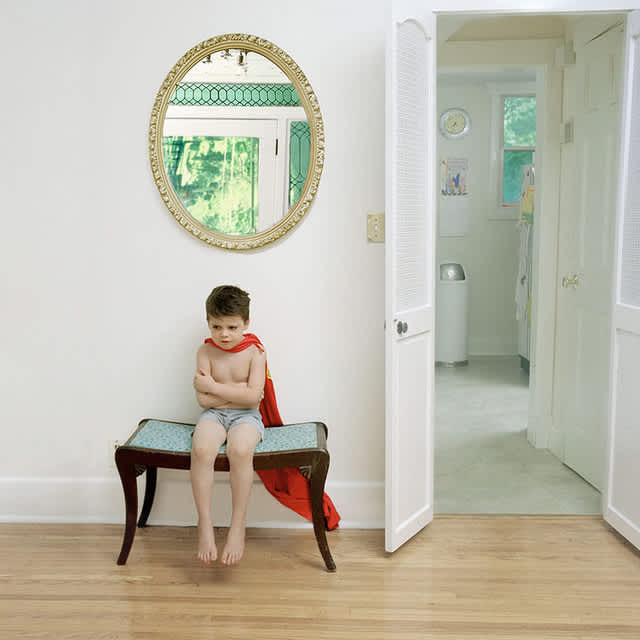 Julie Blackmon, Time Out, 2005