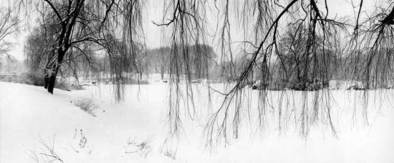 USA, NYC, Central Park., 1992
