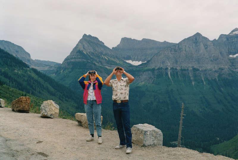 Glacier National Park, Montana, 1968