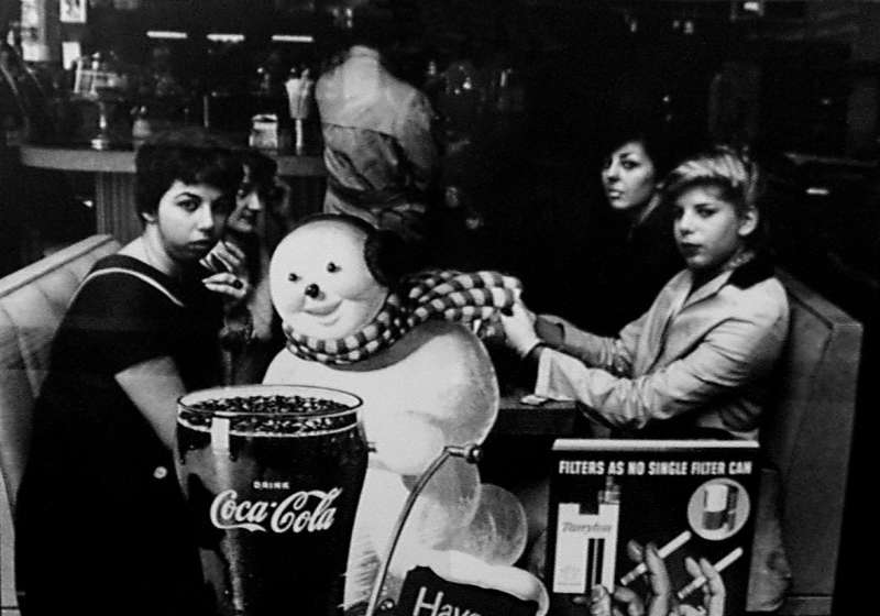 Office Girls Outing, New York, 1955