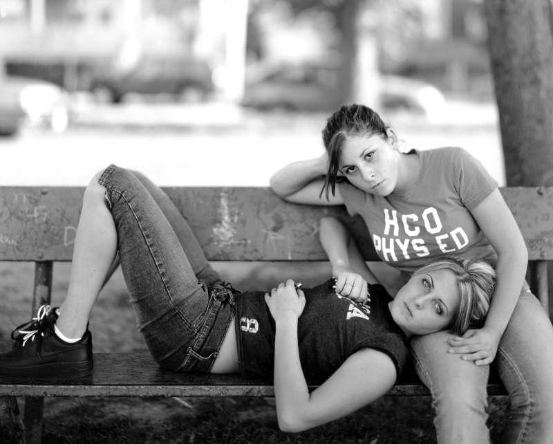 Ashlee and Ashley, 2004