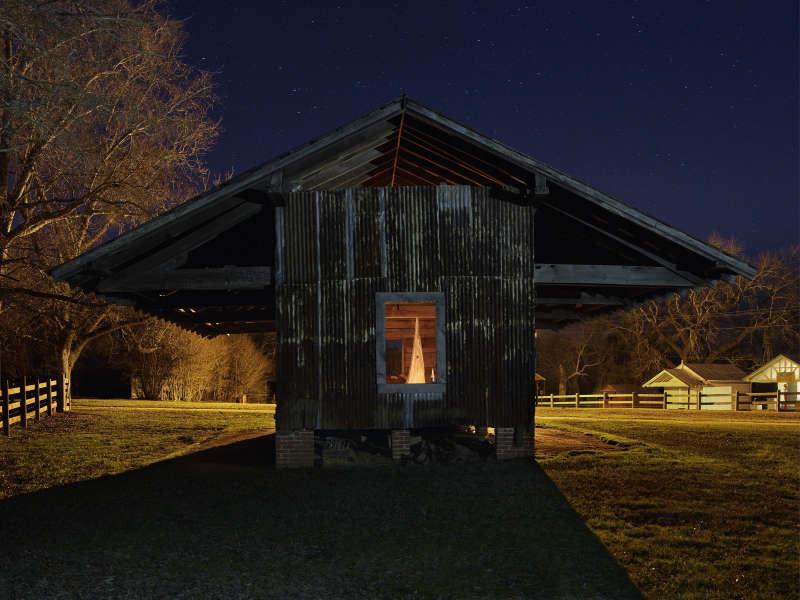 Cotton Seed Barn, Marion, AL , 2017