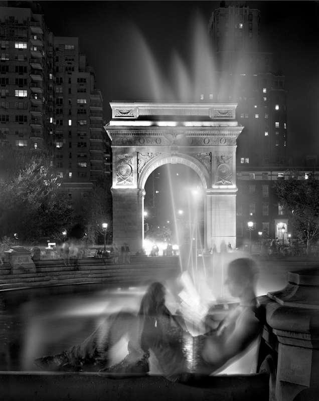 Fausto, Washington Square Park, 2011