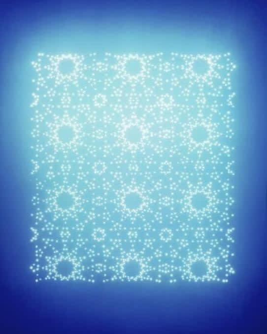 Christopher Bucklow, Field of the Cloth of Gold III, 12:37 pm, 17th Oct., 2012