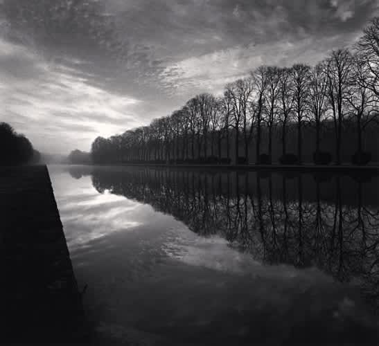 Michael Kenna, La Poele, Vaux Le Vicomte, France, 1996