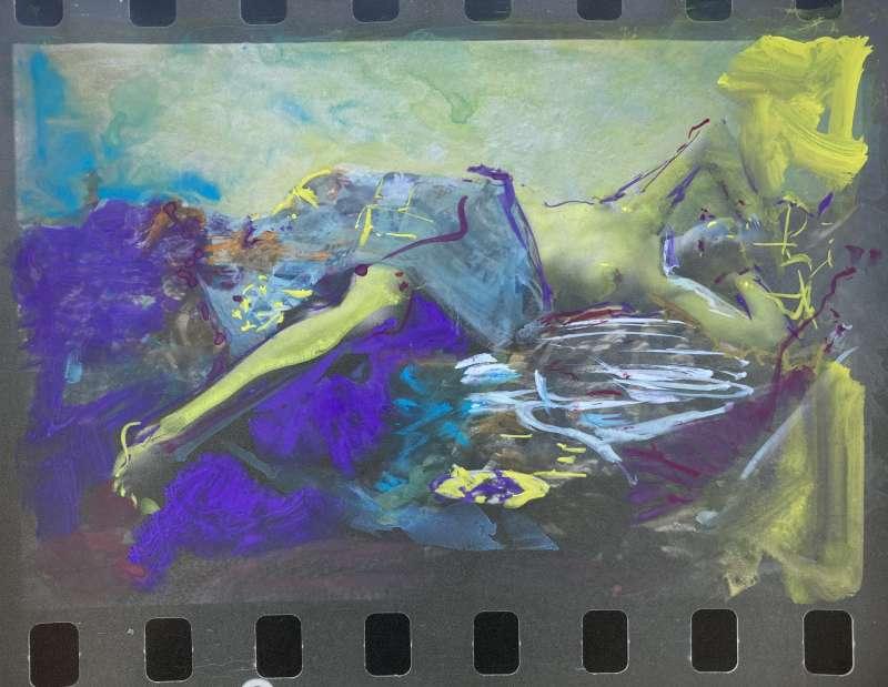 Saul Leiter, Untitled (0030567), 1995
