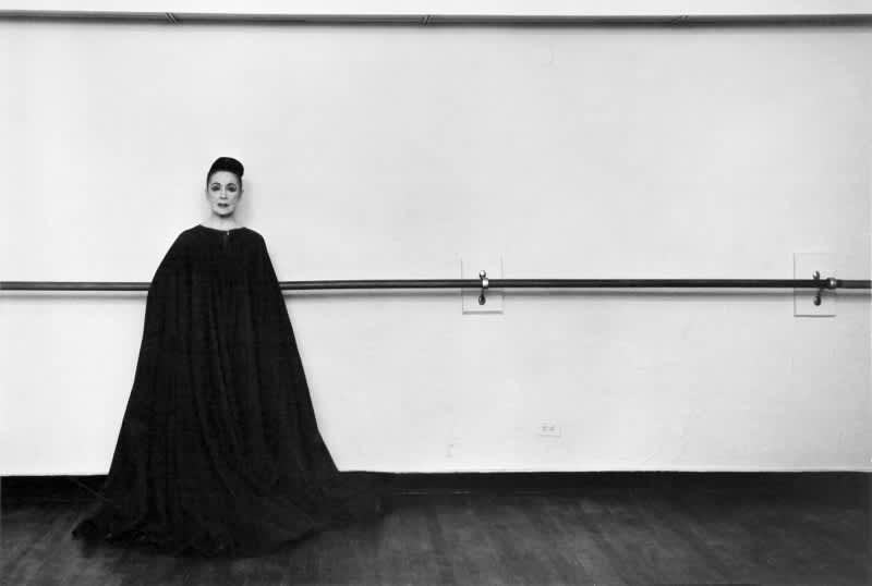 Martha Graham, 1961