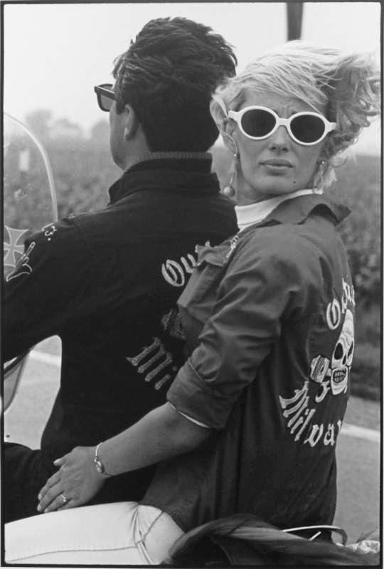 Memorial Day Run, Milwaukee, The Bikeriders Portfolio, 1966
