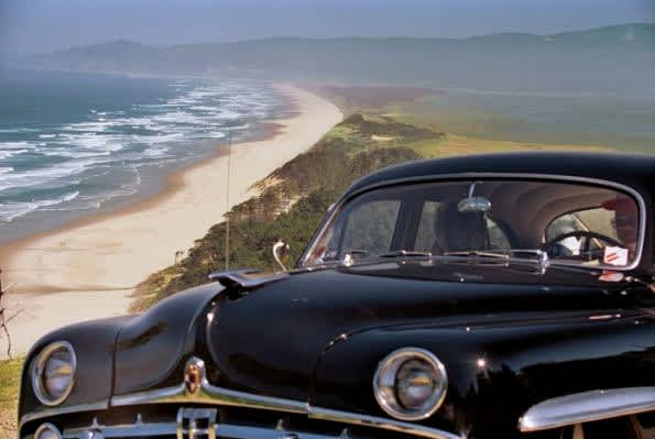 Pacific Coast Highway (classic car), 1993