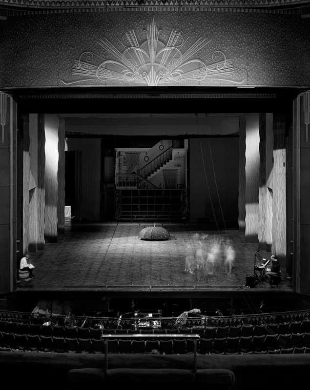 Supercalifragilisticexpialidocious, Mary Poppins rehearsal, Prince Edward Theater, 2007