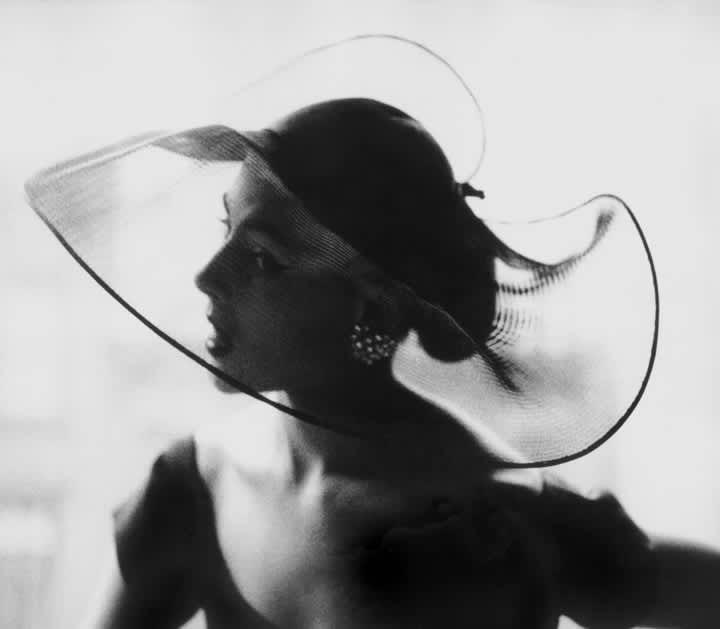 Translucent Hat, 1950
