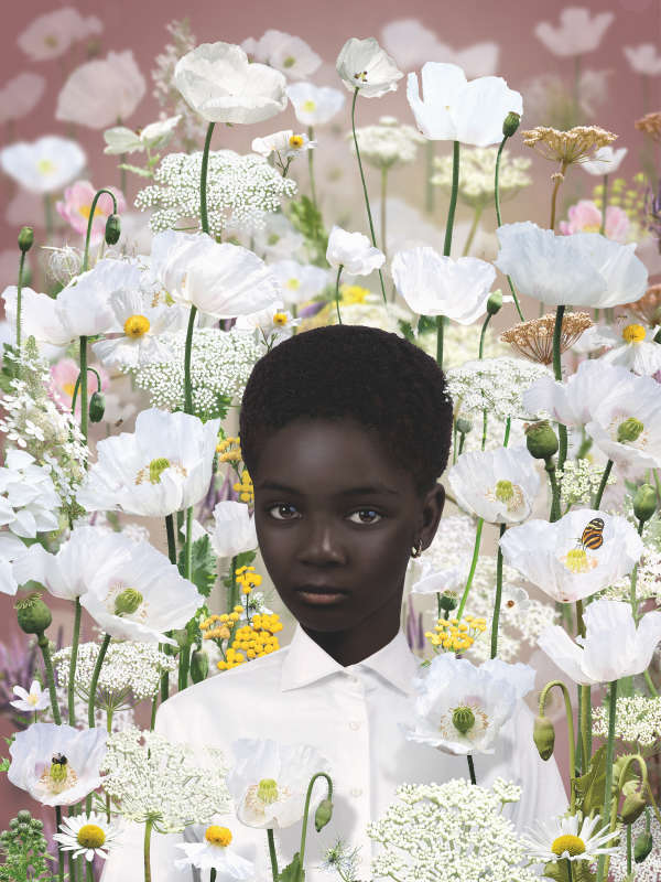 Ruud van Empel, Analogy #1, 2016