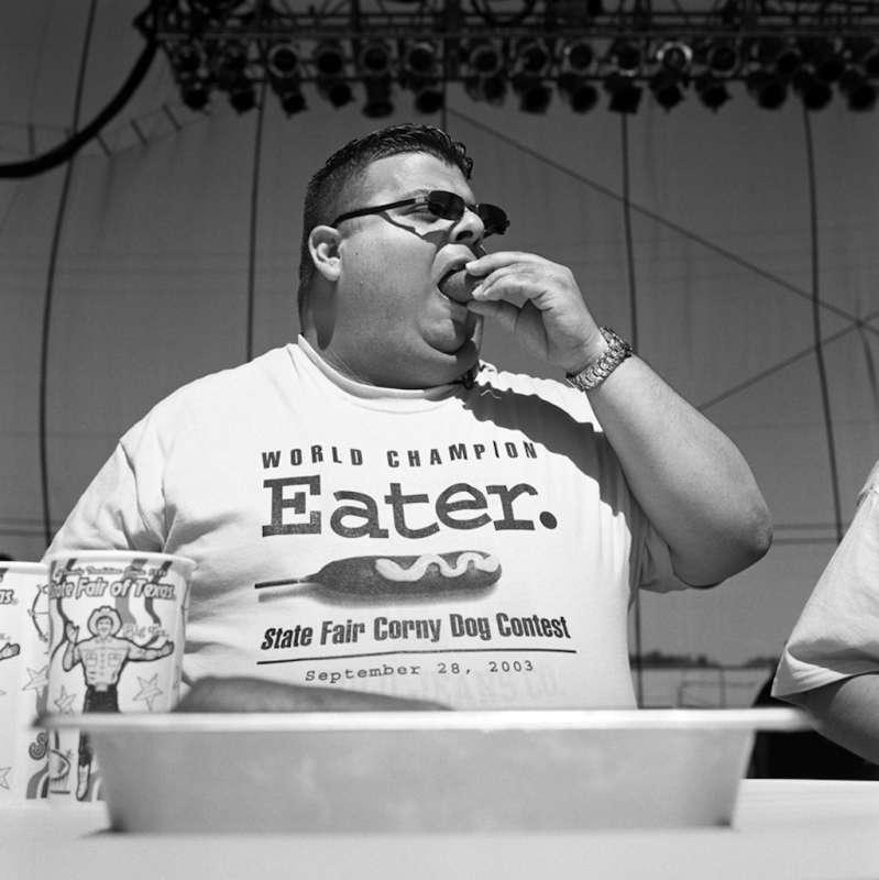 Big Eater, Dallas, Texas, 2003