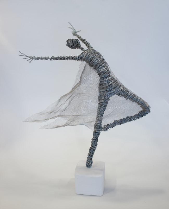 Rachel Ducker, Mesh Dance, 2019