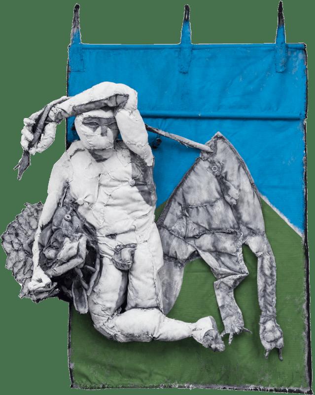 Alexandru Rădvan, Hercules' Victory Dance, 2019
