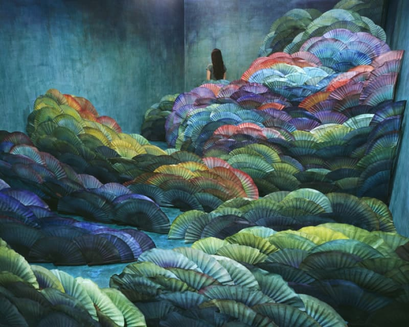 JeeYoung Lee, Nightscape, 2012