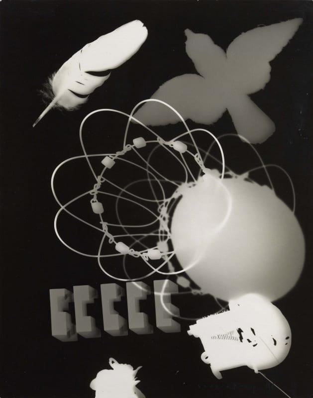 Man Ray, Rayograph, 1946