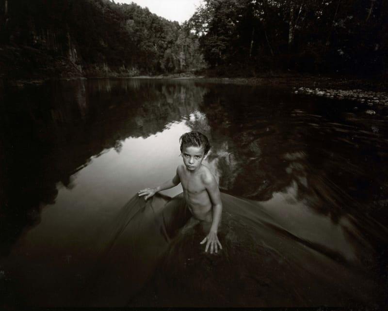 Sally Mann, The Last Time Emmett Modeled Nude, 1987