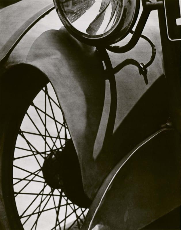Paul Strand, Wire Wheel, New York, 1917