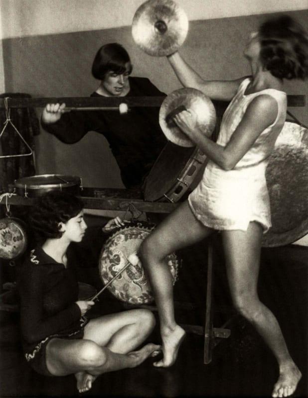 Ilse Bing, Laban Dance School, Frankfurt, 1929