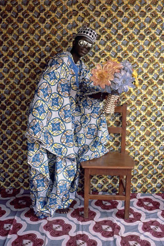 Leonce Raphael Agbodjelou  Untitled (From Dahomey to Benin series), 2010  C - print  50 x 33 cm  Edition of 10 + 2 AP