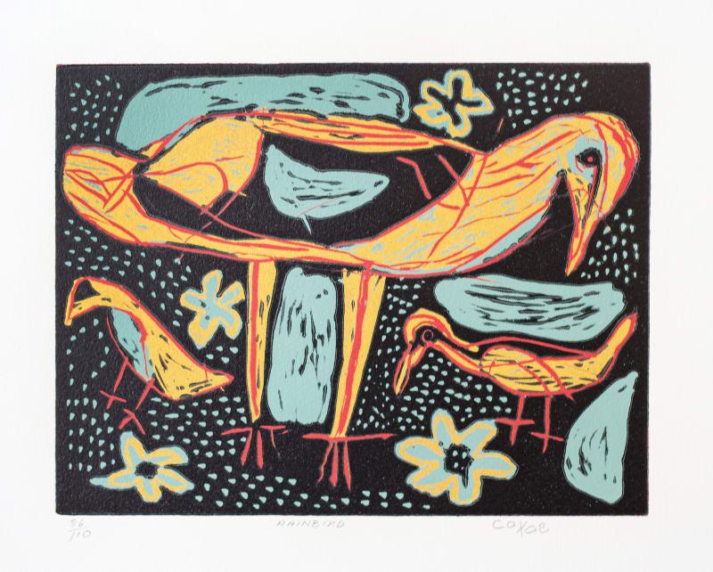 Coixe Bob, Rainbird, c. 2000