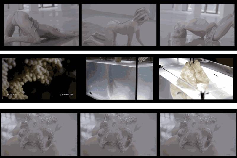 Ilya Fedotov-Fedorov, Snake and Bat, Octopus Girlfriends, 2020